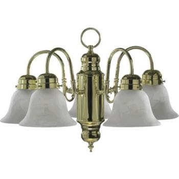 Five Light Chandelier - 6429-5-2