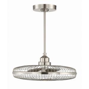 """Wetherby - 29.5"""" 12W 1 LED Fan D'lier"""