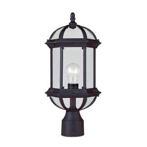 Kensington - One Light Outdoor Post Lantern