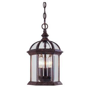 Kensington - Three Light Outdoor Hanging Lantern