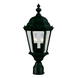 Wakefield - Two Light Outdoor Post Lantern