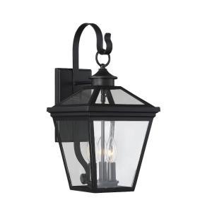 Ellijay - Three Light Outdoor Wall Lantern