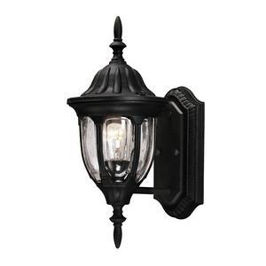 Tudor - One Light Outdoor Wall Lantern
