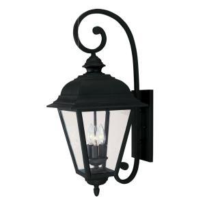 Westover - Three Light Outdoor Wall Lantern