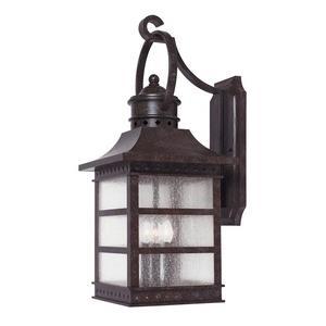 Seafarer - Three Light Outdoor Wall Lantern