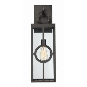 "Lauren - 24.5"" One Light Outdoor Wall Lantern"