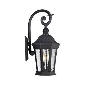 """Hampden - 21"""" Two Light Outdoor Wall Lantern"""