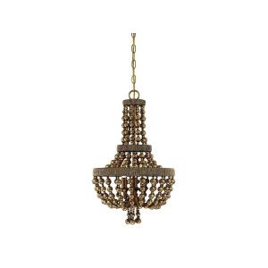 Cranford - Three Light Pendant