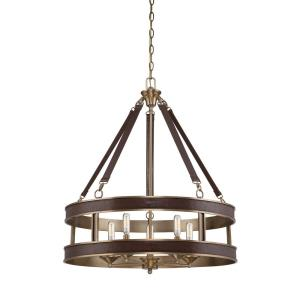 Harrington - Five Light Pendant