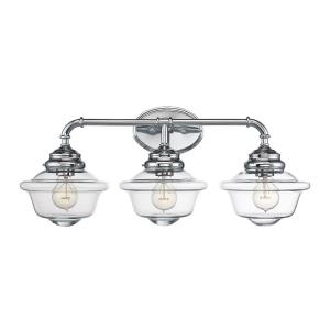 Fairfield - Three Light Bath Bar