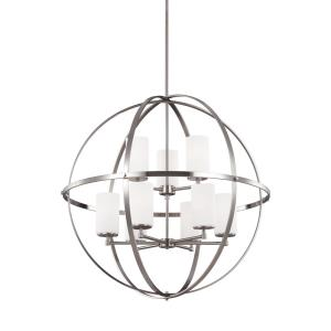 Alturas - Nine Light Chandelier