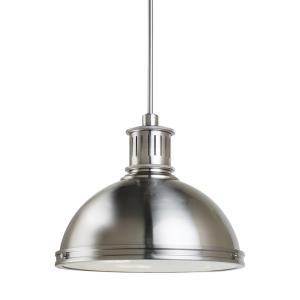 "Pratt Street - 16"" Three Light Pendant"