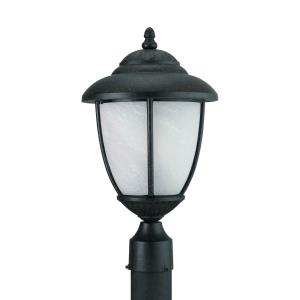 Yorktowne - One Light Post Lantern
