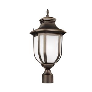 Childress - One Light Outdoor Post Lantern