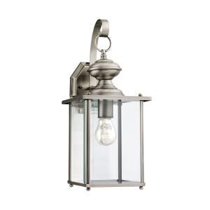 Jamestowne - One Light Outdoor Wall Lantern