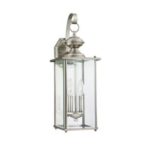 Jamestowne - Two Light Outdoor Wall Lantern