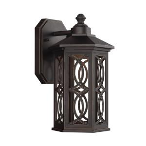 """Ormsby - 12.25"""" 14W 1 LED Small Outdoor Wall Lantern"""