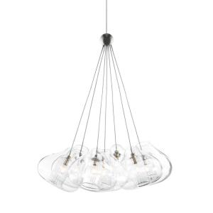 Cheers - Seven Light Two Circuit Monorail Low Voltage Pendant