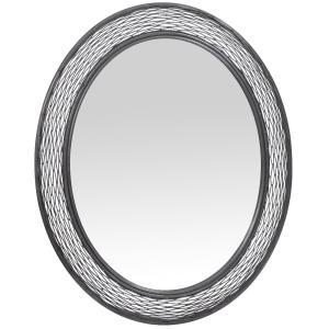 "Flow - 29"" Oval Mirror"