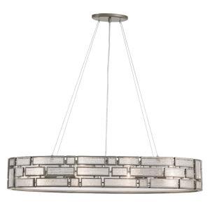 Harlowe - Four Light Linear Pendant