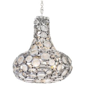 Fascination - Four Light Carafe Pendant