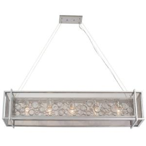 Fascination - Five Light Linear Pendant