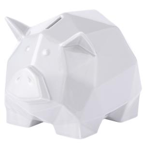 "Origami Zoo - 8"" Piggy Bank"