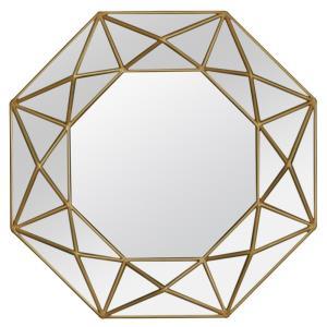 "Geo - 31.5"" Octagonal Wall Mirror"