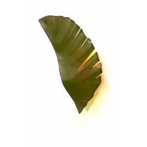 Banana Leaf - Two Light Wall Sconce