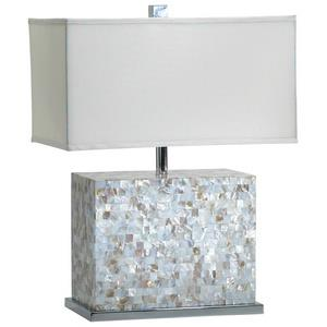 Shell - One Light Table Lamp
