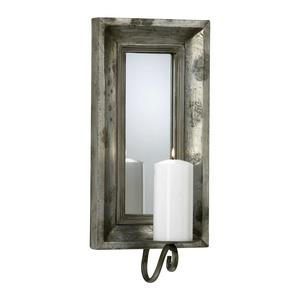 "Abelle - 19"" Candle Mirror Sconce"